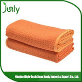 Ткань пыли Microfiber использует ткани Microfibre ткани чистки