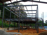 Competitive Price를 가진 쉬운 Install Steel Frame Buildings