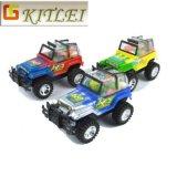 1: 64 giocattoli fusi sotto pressione Mixed di modello del veicolo per il trasporto del metallo dell'automobile della scala 4