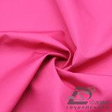 물 & 바람 저항하는 옥외 아래로 운동복 재킷에 의하여 길쌈되는 견주 복숭아 피부 격자 무늬 자카드 직물 100%년 폴리에스테 직물 (53025)