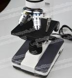 Микроскоп Monocular лаборатории FM-F7 400X биологический