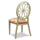Saleのための美しいGolden Used Banquet Chair