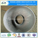 Protezioni di estremità ellittiche urgenti calde delle parti inferiori del acciaio al carbonio