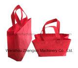 ハンドル袋機械を機械で造らせる機械ボックス袋にZxl-E700非編まれた袋