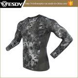 Тактическое термально нижнее белье Mens одевает тип нижнего белья Esdy новый