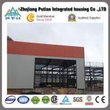 Atelier industriel préfabriqué de structure métallique