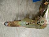 Il cricco ad alta resistenza della cinghia lega giù e carico che frusta la cinghia con il doppio gancio a J