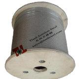 Edelstahl-Kabel 304 7X19 8mm