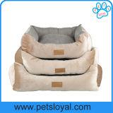 Haustier-Produkt, waschbares großes Hundekatze-Haustier-Bett (HP-16)