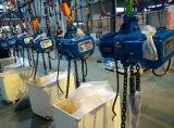 Hijstoestel van de Keten van de Daling van de Ketting van Liftking 5t het Dubbele Elektrische