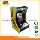 De verkopende Cocktail van de Machine van de Arcade van de Videospelletjes van de Jonge geitjes van de Desktop van het Vermaak Mini