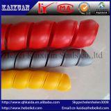 Chemise protectrice de spirale hydraulique flexible de boyau
