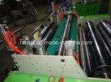 Máquina de una sola capa de la película de estiramiento de la protuberancia con 600m m