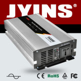 1500va Watt 12V/24V/48V DC에 Grid Pure Sine Wave Solar Power Inverter 떨어져 AC 110V/230V