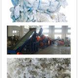 フィルムおよび袋のための機械を洗浄し、リサイクルするプラスチック