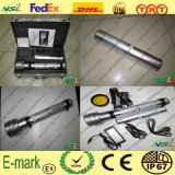 85W Powerful Aluminium Rechargeable HID Xenon Hunting Camping Police Torch Flashlight
