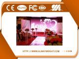 InnenP6 LED Bildschirm Shenzhen-für Mietstadiums-Hintergrund-Beleuchtung