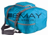 A bagagem Foldable do saco de Duffel do curso ostenta o nylon resistente da água da ginástica