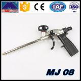 Pistolet de mousse en plastique d'unité centrale de bonne qualité de certificat de la CE