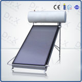 Calentadores de agua solares de la pantalla plana del vidrio Tempered