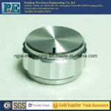 Ручка CNC алюминия OEM поворачивая