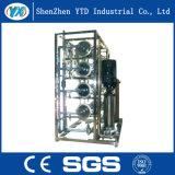 Água pura do sistema do RO que faz o emoliente de água da máquina