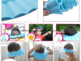 Bath Protectionのための調節可能なSoft Baby Shampoo Shower Cap