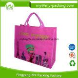 Eco рекламируя прокатанный BOPP мешок сплетенный PP выдвиженческий