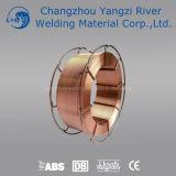 Изготовление Китая провода заварки En G3si1 K300 медного