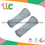 Serviette hygiénique remplaçable de conformité de FDA et de CE