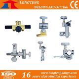 Longteng Flamme-Ausschnitt-Maschinen-Gas-Schneidbrenner-Halterung/Fackel-Haltewinkel