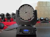 La fase capa mobile DJ di RGB 108PCS LED si illumina