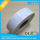 管理のためのカスタムサイズHf RFIDの札のラベル小型RFIDの札