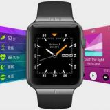 1.54 polegadas Dual Core Smart Watch Phone com GPS