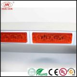 Ultra Thin Aluminum Lightbar mit Display Controller Security Car Lightbar/LED Emergency Lightbar
