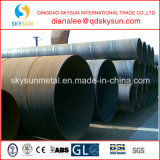 Api Spiral Welded Steel Pipe (SSAW SAWH) per Oil e Gas