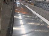 Blad van Aluminium 6061 van de iris het Standaard voor Spoorweg