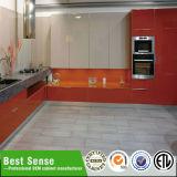 Moderne schauende europäische Art Kitchen Schrank