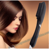 100% Original Automatic LCD Temperature Control Brush Hair Straightener