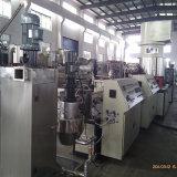Doppia plastica della fase che pelletizza riciclando macchina