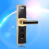 Impressão digital da alta qualidade e de cartão do CI fechamento de porta com controlador de Reomote (UL-780)
