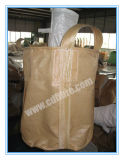 PP tejido bolsa de 2 bucles circulares FIBC granel contenedor Ton Bolsa
