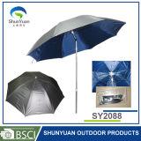Parapluie imperméable à l'eau de pêche de qualité extérieure (SY2008)