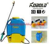 pulvérisateur de la batterie 20L, pulvérisateur de sac à dos rechargeable, pulvérisateur de ferme de la pompe à diaphragme 12V