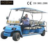Rad-elektrisches besichtigenauto des Großverkauf-4 für 11 Leute