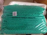 Wegwerfnicht gesponnene Pöbel-Schutzkappe mit einzelner elastischer/Streifen-Schutzkappe