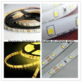 Espalda con 3M doble-lados Adhersive 2835 LED Strip Lighting