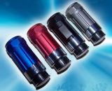 Torche rechargeable de torche de la lampe-torche DEL de torche de véhicule mini