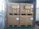 rectángulo acanalado del cartón 7layer para la pila de discos pesada de los productos