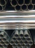 Bester verkaufender dünne Wand galvanisierter Stahl 6 Inch-Rohr, Rohr-Baugerüst, geschweißtes Längsrohr